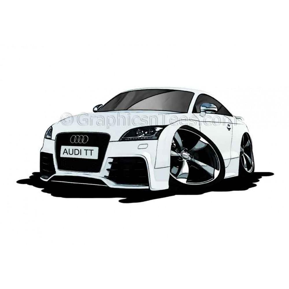 Audi Tt Sticker Price Satu Sticker