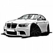 General Car Caricatures