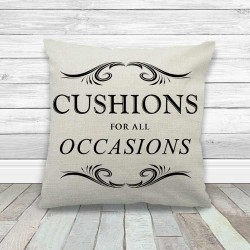 General Cushions