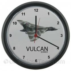 Iconic Vulcan Bomber Wall Clock