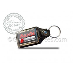 Audi S-line Keyring