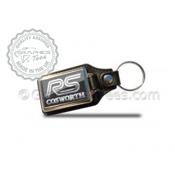 RS Cosworth Style Keyring
