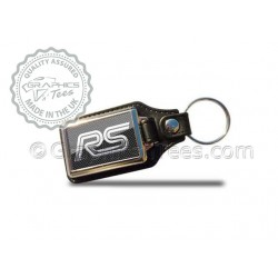 RS Style Keyring