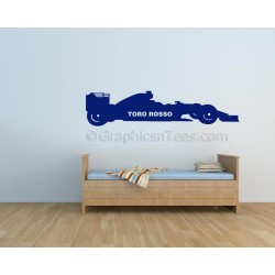 Toro Rosso Formula 1 F1 Racing Car Wall Art Graphic Decal
