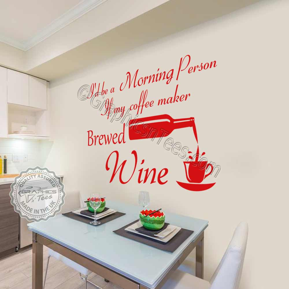 Vinyl Wall Graphics Kitchen