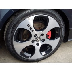 VW Volkswagen, Lupo, Polo, Golf GTI Alloy Wheel Decals
