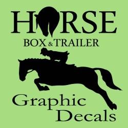 Equestrian Decals