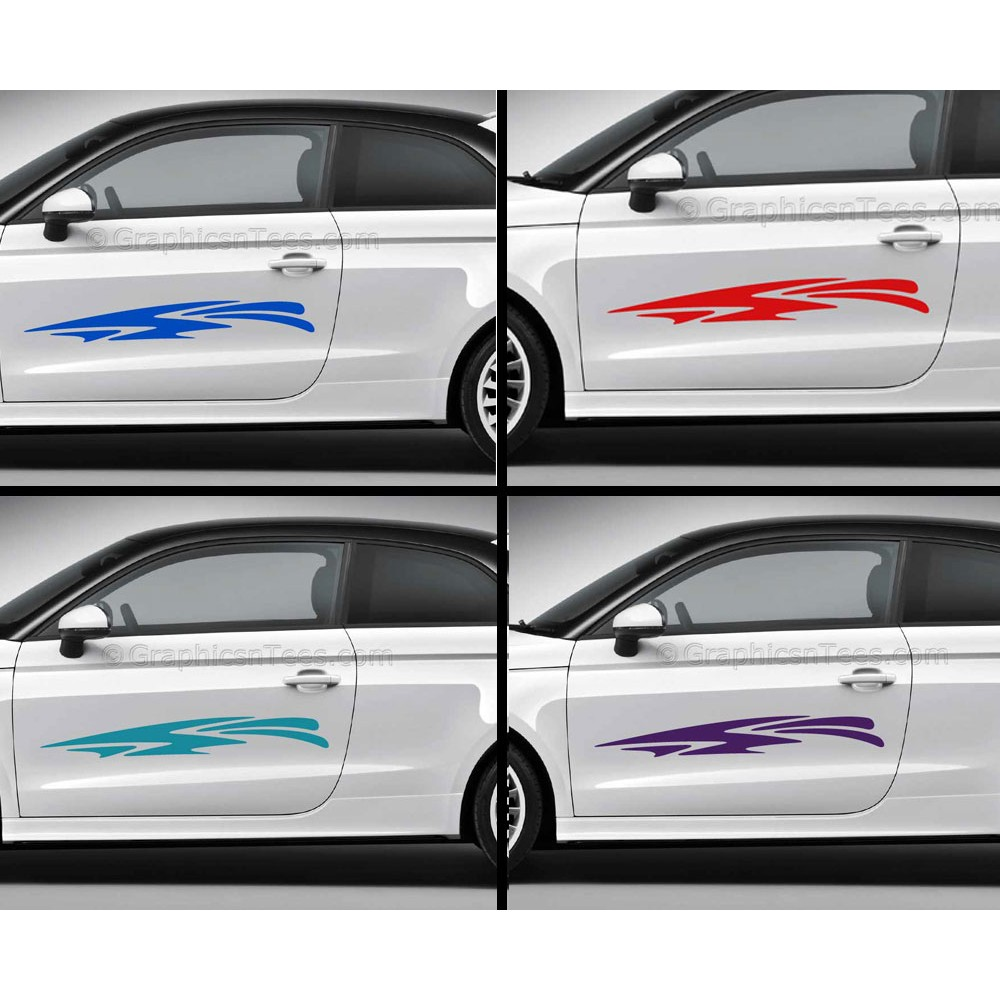 Car Stickers Custom Vinyl Graphic Decals 3